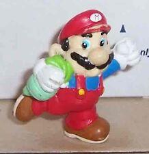 1989 Nintendo Super Mario Bros. MARIO PVC Figure by Applause Vintage HTF Rare #3
