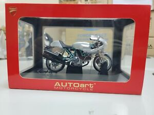 Autoart 1/12 Ducati Paul Smart 1000 sport. Super Rare Now Diecast motorcycle
