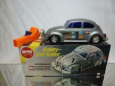 HONG KONG VW VOLKSWAGEN BEETLE  RALLEY - SCHALLGESTEUERT - RARE - GOOD IN BOX