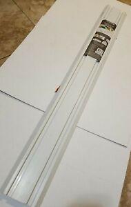 Gladiator Garage Wall Storage Organizer GearTrack Channel 4 ft 100 lb Gray
