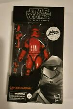"""STAR WARS CAPTAIN CARDINAL GALAXY'S EDGE BLACK SERIES 6"""" ACTION FIGURE IN STOCK"""
