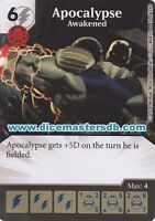 Apocalypse Awakened #36 - Uncanny X-Men - Marvel Dice Masters