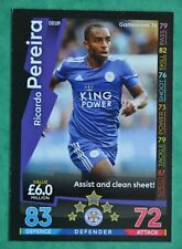 Match Attax Ultimate 2018//19 Ben Chilwell AUTOGRAPHE CARTE Comme neuf