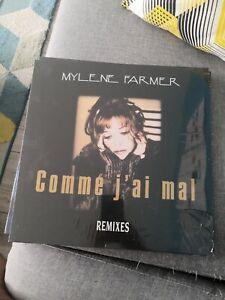 Mylene farmer Maxi 45t Comme J Ai Mal