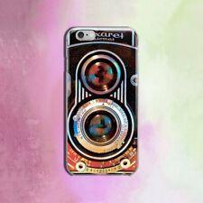 Vintage iPhone 7 8 Plus Case Retro iPhone 11 Pro XR Cover Camera iPhone X XS 6s