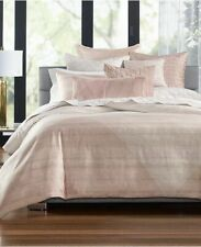 Hotel Collection Queen WOODROSE COMFORTER & EURO SHAMS Rose / Pinks $755 New