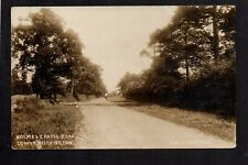 Lower Withington, Holmes Chapel Road - north of Holmes Chapel - RP postcard
