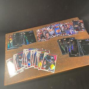 Marvel Avengers Trading Card Lot (40) Upper Deck 2020 2016