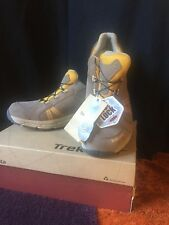 Women's Treksta Hands Free 101 Suede Hiking Shoes Athletic Shoes Size 10.5