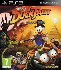 Ps3 juego DuckTales Duck valle Remastered mercancía nueva