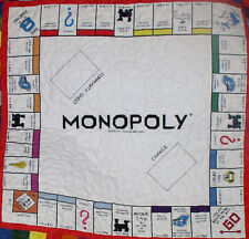 MONOPOLY QUILT designs on a CD