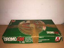 Polistil Dromocar 1:43 PISTA ELETTRICA 700DN ALFA ROMEO 33 + altra auto Vintage