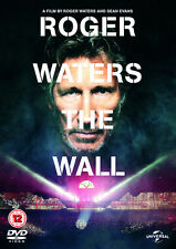 Roger Waters The Wall DVD 2015 5053083057978