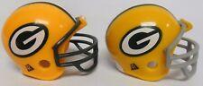 Riddell- NFL Pocket Pro Helmet Green Bay Packers >2x Set w/Throwback