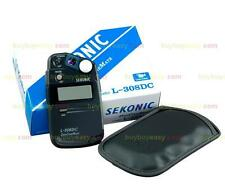 New Sekonic L-308S Flashmate Flash light meter