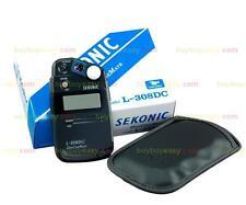 New Sekonic L-308S Flashmate Flash light meter