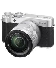 Fujifilm X-A10 16534352 16.3MP DSLR Camera with Fuji X Mount 16-50mm XC II Lens