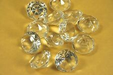 Victoria Lynn™ Acrylic Diamonds Clear 1.5 inches 12 pcs Confetti Table Decor
