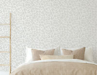Leopard STENCIL Animal Print Paint Wall Furniture Allover Pattern Reusable TE501
