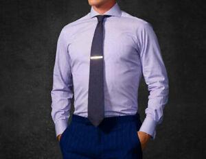 Ralph Lauren Purple Label Italy Mens French Cuff Keaton Collar Dress Shirt NWT