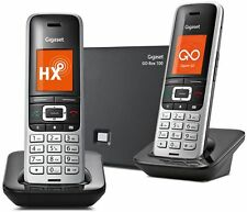 Gigaset S850A GO Twin DECT Cordless Phone VoIP Home Business with Answer Machine
