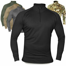 Viper Tactical Military Base Layer Armour Long Sleeve Wicking Top Under Shirt
