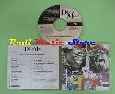 CD DISCO MESE 1 VOCI MUSICA NERA compilation PROMO 1995 FITZGERALD*REDDING*(C33)