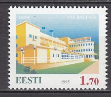 ESTONIA 1995**MNH SC# 288  Via Baltica - Highway Project