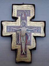 Houten kruisbeeld / crucifix en bois (Spranghers Zomergem)