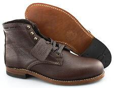 Men's WOLVERINE 'Centennial 1000 Mile' Brown Leather Boots Size US 8 - D