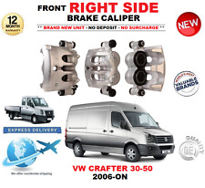 FOR VW CRAFTER 30-50 2006-ON NEW FRONT RIGHT BRAKE CALIPER 2.0 2.5 TDi 2E 2F