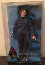 Star Trek Mr. Spock Doll (Barbie Collector)