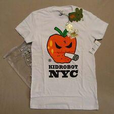 Frank Kozik Kidrobot Womens XS Lorenzo NYC New York Shirt Mongers *BRAND NEW*