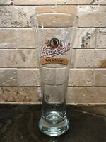 Tall Leinenkugel's Summer Shandy Beer Glass - Chippewa Falls Wisconsin Brewery