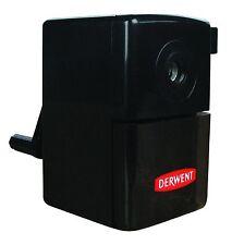 Derwent Super Point Mini Manual de escritorio Sacapuntas Con Cuchilla Helicoidal