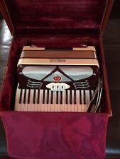 Moreschi Ladies' Accordion, 120 Buttons, 41 keys