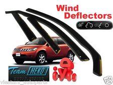 NISSAN Murano  Z50  2002 - 2008  5.doors  Wind deflectors 4.pc  HEKO 24247