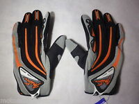 GANTS CROSS  ORANGE  MITSOU VICTORY TAILLE XL GLOVE CROSS ENDURO TRIAL QUAD