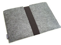 reMarkable tablet felt sleeve case wallet WITH STRAP, PERFECT FIT!