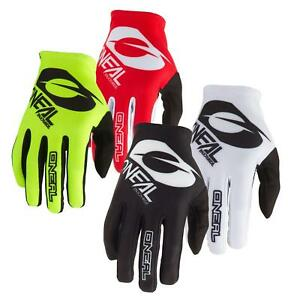 O'Neal Matrix ICON Handschuhe MTB MX Moto Cross Mountain Bike Fahrrad Downhill