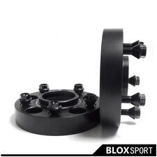 2x35mm+2x40mm For BMW 7 Series F01 F02 F03 F04 M14x1.25 5X120 4pcs Wheel Spacers