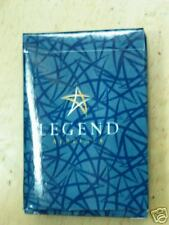 Legend Airlines Playing cards