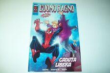 L'UOMO RAGNO N.255-CADUTA LIBERA-MARVEL OTTOBRE 1998 OTTIMO!