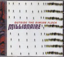 MILLIONAIRE - outside the simian flock CD