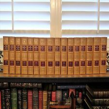 Easton Press HISTORY OF AMERICA Page Smith 16 volume set lot collection leather