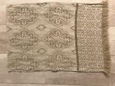 old Vintage Tablecloth Linen