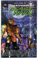 TALES FROM THE TRANSFORMERS BEAST WARS Convention Cover Reaching The Omega Point