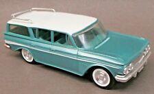 1961 RAMBLER STATION WAGON dealer FRICTION promotional model Johan r3