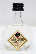 Miniature / Mignon Grappa Invecchiata  BOCCHINO Sigillo Nero