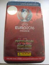 Panini Adrenalyn XL Road To Euro Frnace 2016 EXCLUSIVE Collectors TIN 2X LIMITED